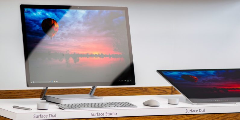 Microsoft has set up a dedicated support line for Surface Studio owners