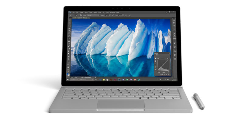 Microsoft boosts the Surface Book with 2x graphics and 30% more battery