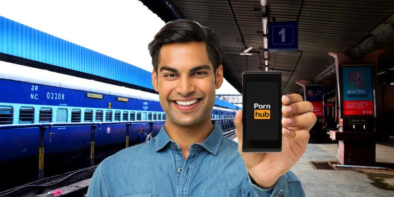 free public wi-fi, porn, india