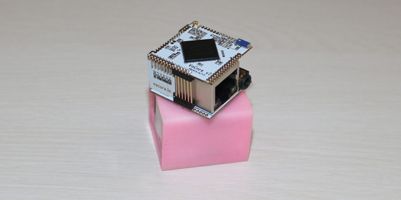 world's smallest Linux computer