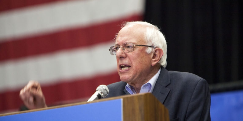A single Bernie Sanders tweet cost this pharma company $387 million