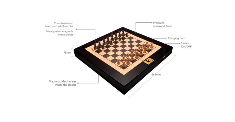 smart chessboard, harry potter
