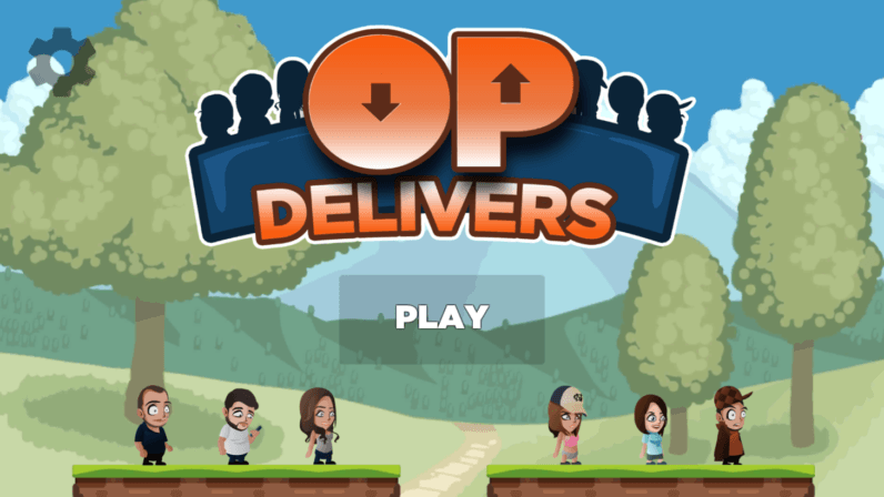 OP Delivers is a delightful 2D platformer inspired by Reddit's culture