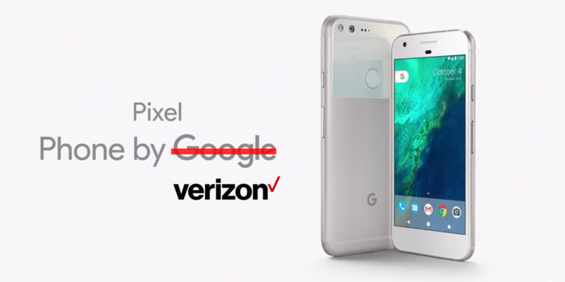 Verizon will handle (and screw up) Google Pixel software updates