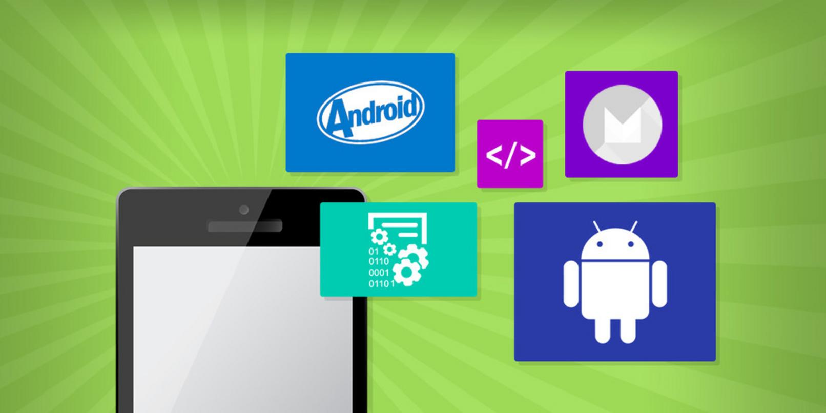 This comprehensive Android development bundle teaches everything you need to build stunning apps