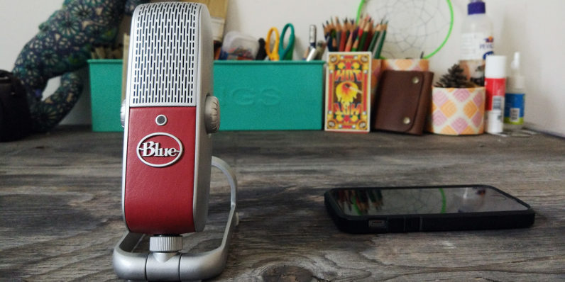 Blue Raspberry review: Top-notch recording in a pocket-sized package
