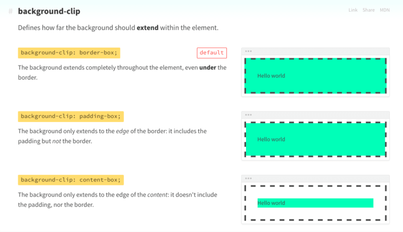 CSSReference io is a gorgeous visual guide to CSS