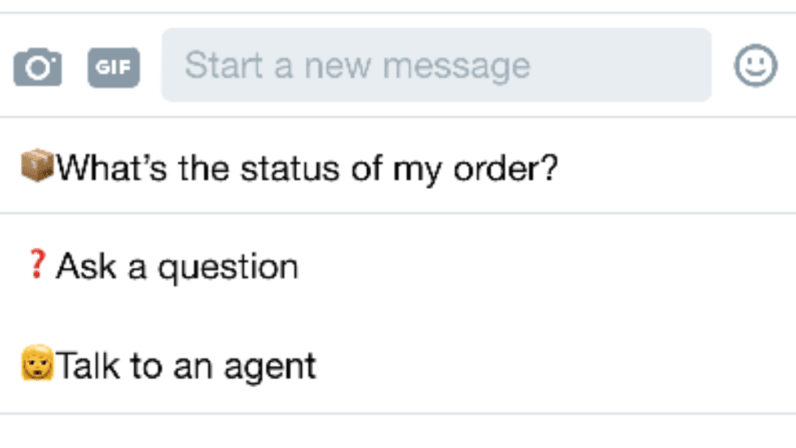 Twitter adds Quick Replies to Direct Messages for faster customer service