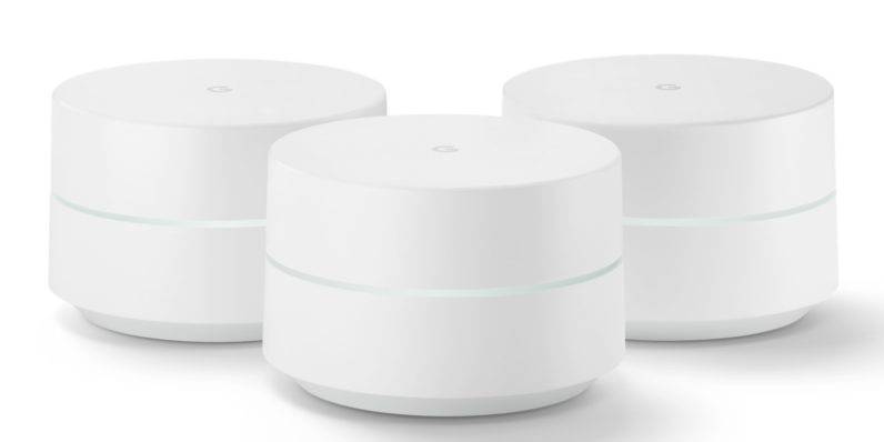 Google's $129 WiFi smart router is now available to pre-order