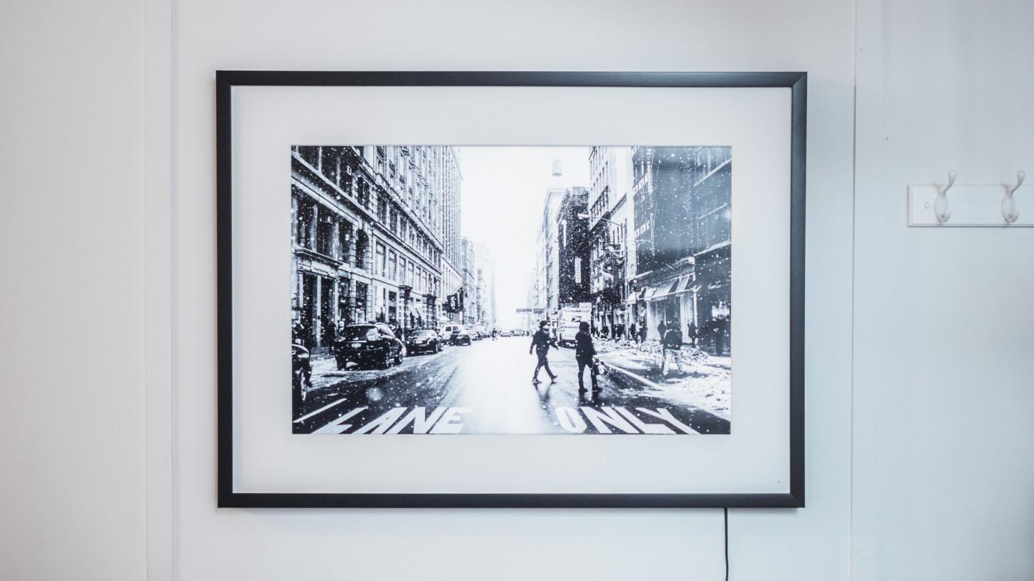 Memento smart frame review huge 4k photos that almost imitates print jeuxipadfo Images