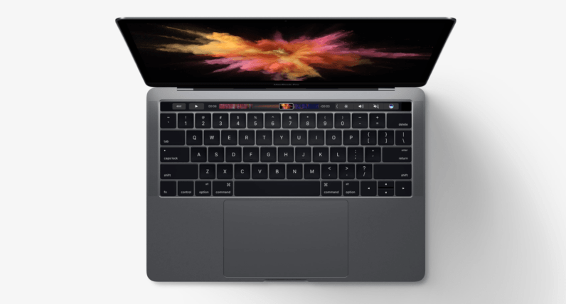 apple, macbook pro, touch bar,