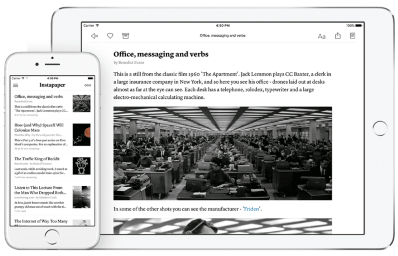 Instapaper Premium is now free for everyone