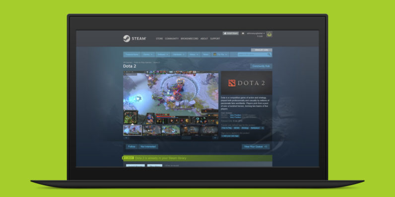 Steam wants to stamp out misleading game artwork in its store