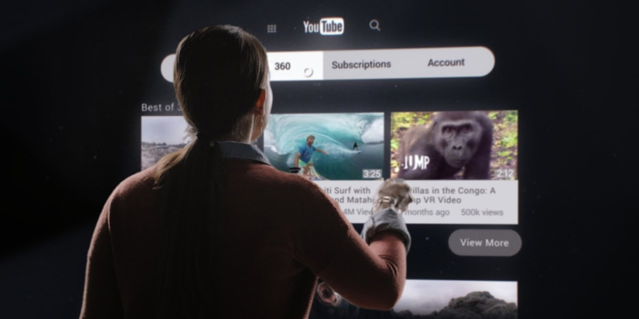 YouTube debuts its official VR app on Daydream