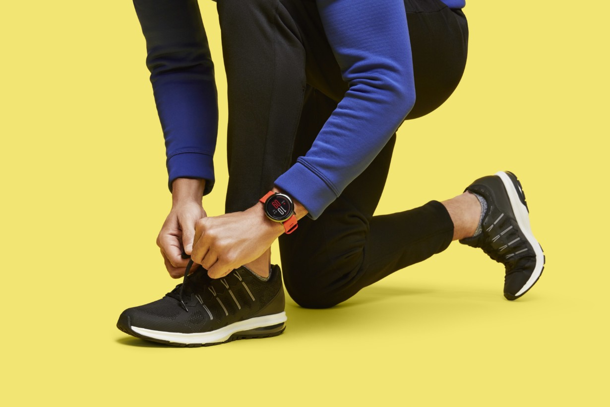 Huami launches its Amazfit PACE smartwatch in the US