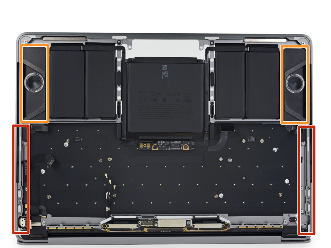 MacBook Pro teardown shows the Touch Bar model is ...