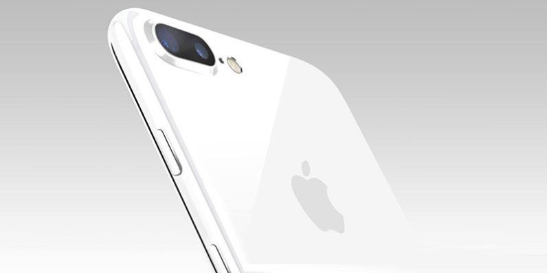 apple iphone 7 jet white color option