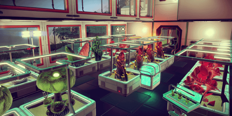 The No Man's Sky Foundation Update is finally available to download