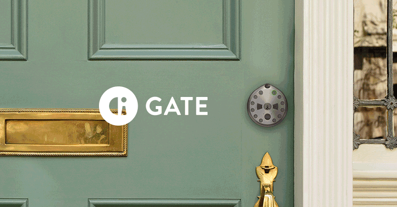 Gate brings your deadbolt into the 21st century