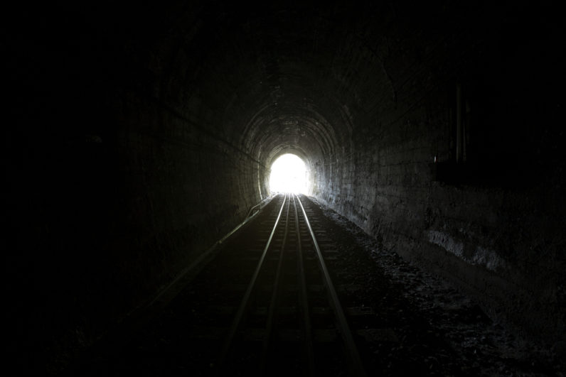 For publishers, is the light at the end of the tunnel a train or the future?