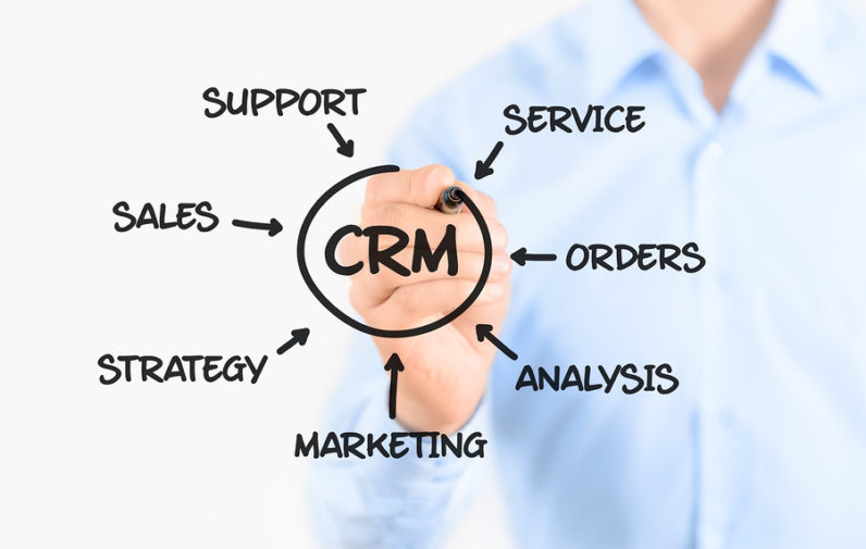 CRM Solutions: One Stop For All Your Requirements