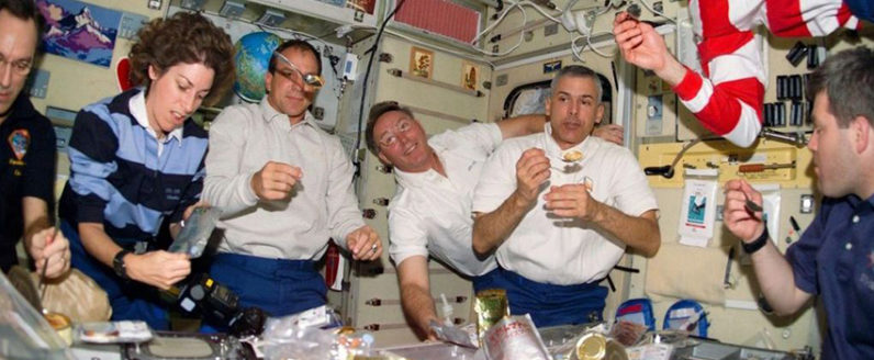 Astronauts will soon be able to prepare their food in space