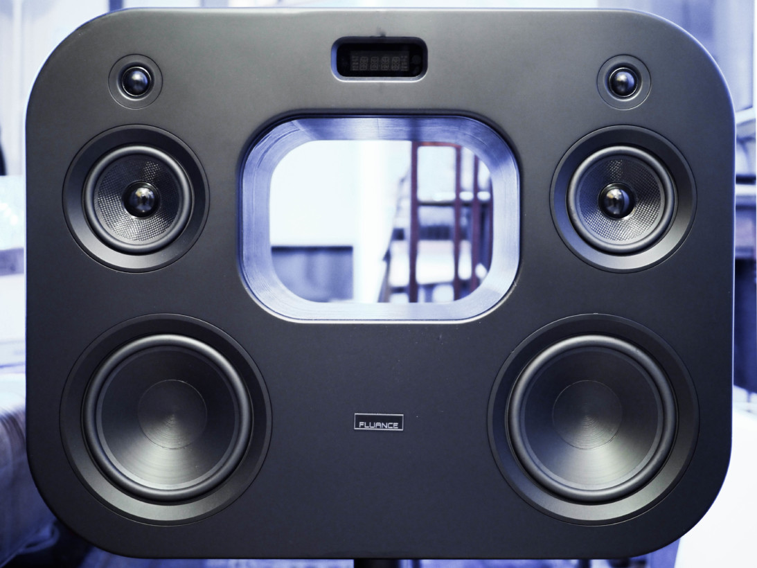 Review: Fluance's ginormous Bluetooth speakers have the sound to match