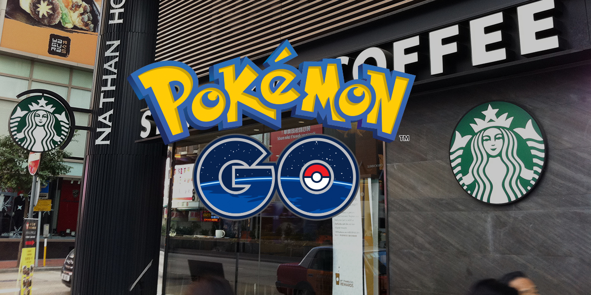 Pokemon Go leak hints at huge Starbucks partnership and new creatures