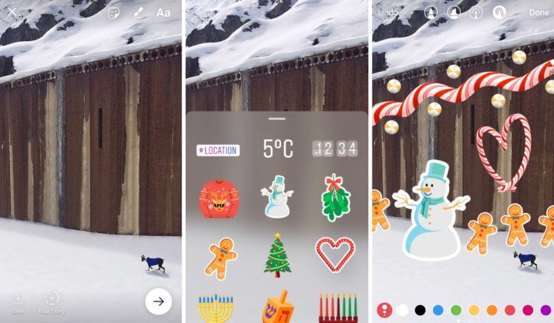 Instagram now has stickers and 'hands-free' video