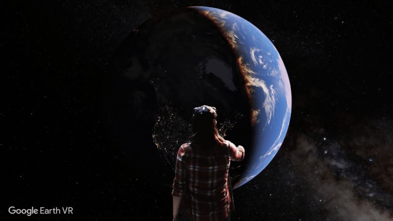 Daydreaming about Google's Virtual Reality World
