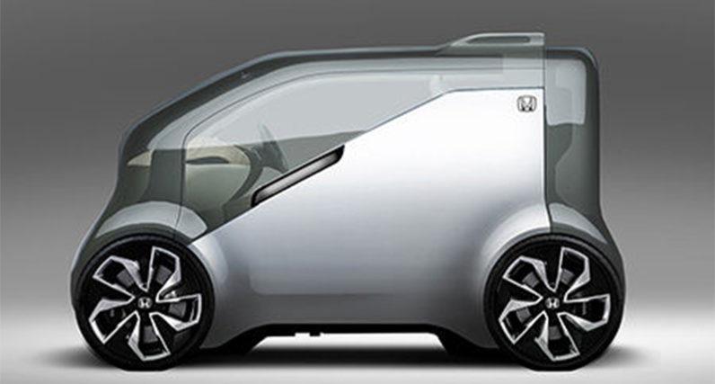 honda, neuv, electric car