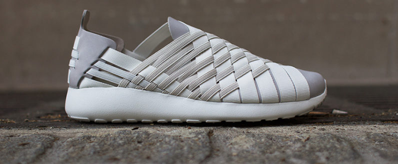 Nike patents a cool braided shoe