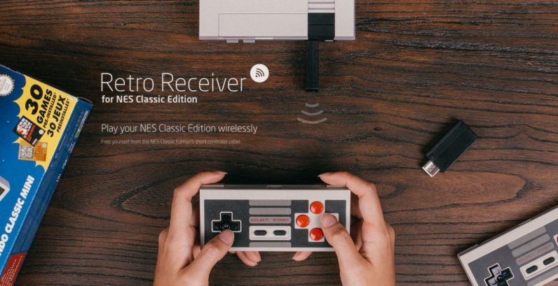 NES Classic Edition gets Bluetooth support with a $40 accessory