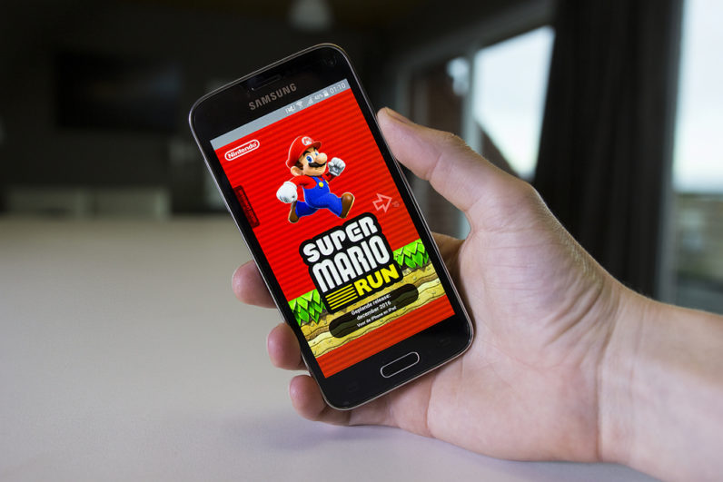Super Mario Run makes the jump to Android this week