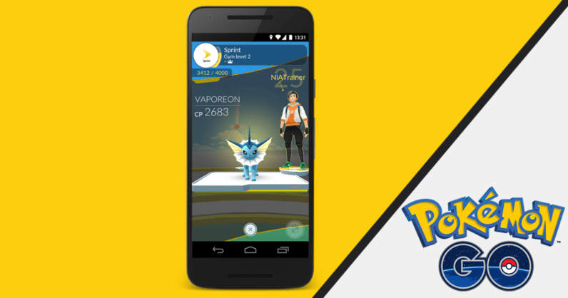Sprint partners with Niantic to turn all its stores into Pokéstops