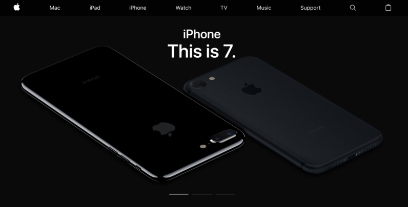 Apple updates its website with San Francisco – its new in-house font