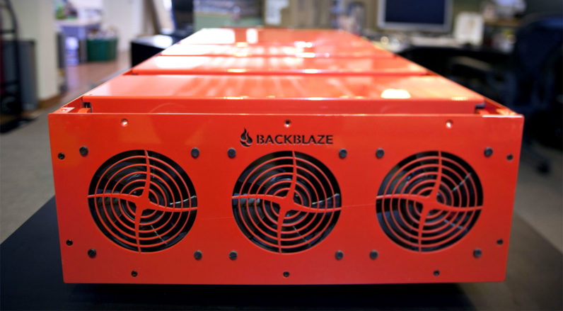 Backblaze brings their low-cost backup solutions to enterprise