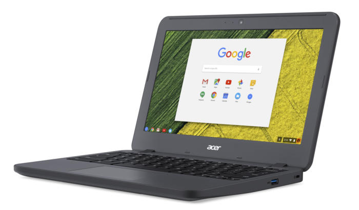 Acer's new Chromebook is built to survive even the clumsiest owner