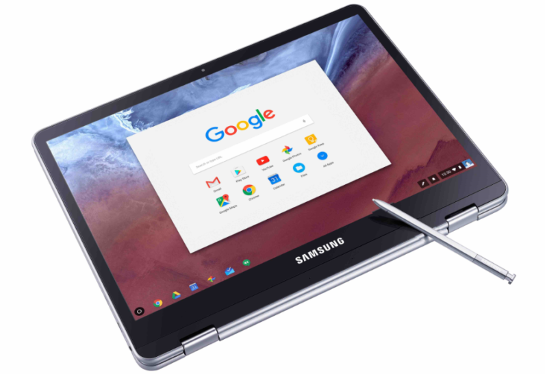 Samsung introduces its first Chromebooks with stylus and Android support