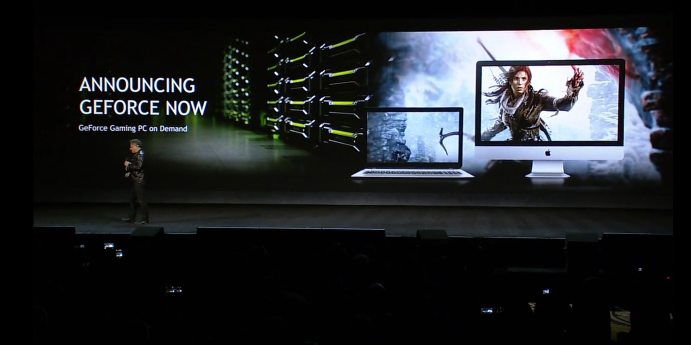 Nvidia will soon let you stream graphics-intensive games to your desktop