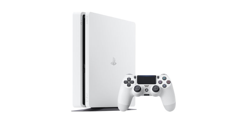 Sony's 'Glacier White' PS4 is a stunner headed for a frosty reception