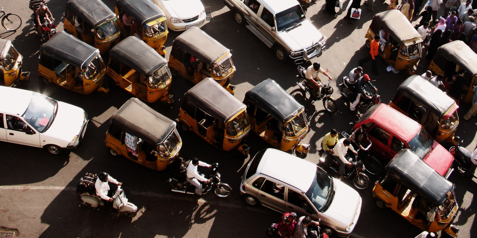 Why India is the perfect testing ground for self-driving cars