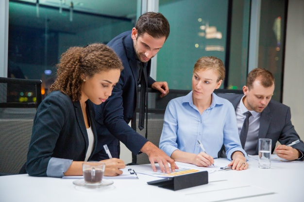 Meeting - Research says future leaders do these 4 things exceptionally well