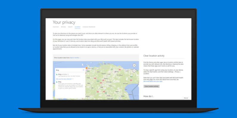 Microsoft makes it easier to lock down your Windows 10 device data