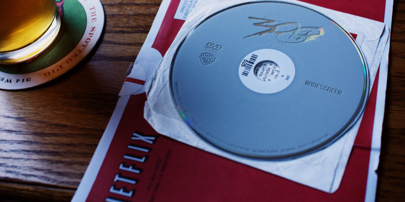 Netflix is still renting out DVDs to millions of customers in 2017