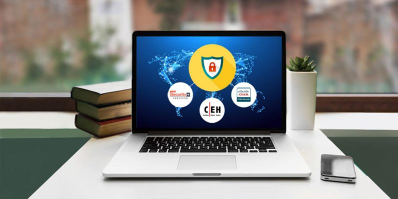 ethical hacking certification training bundle