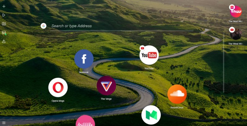 Opera Neon is a brave re-imagining of what a browser can be