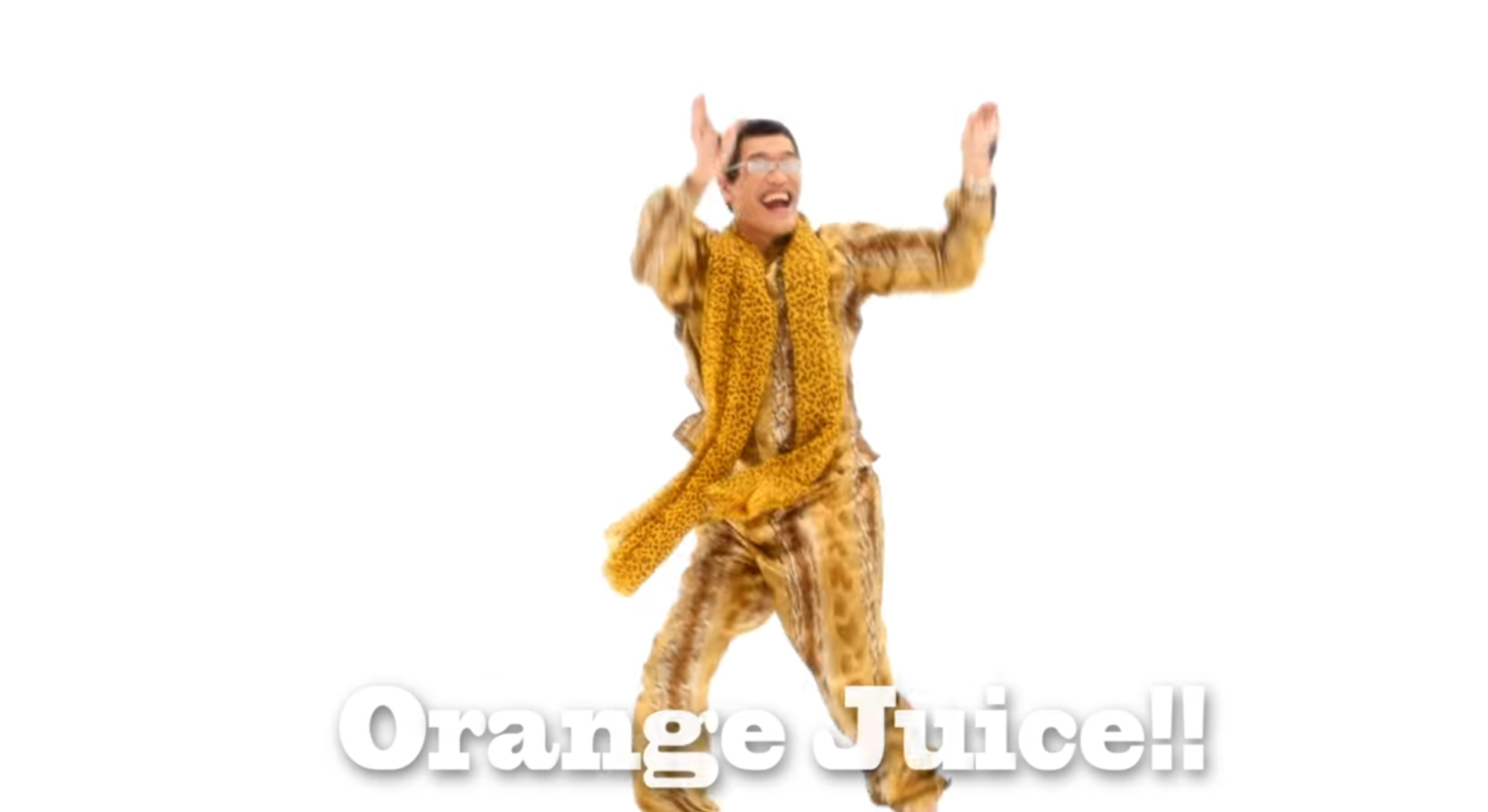The PPAP Guy has a New Song and Oh God, Please Make it Stop
