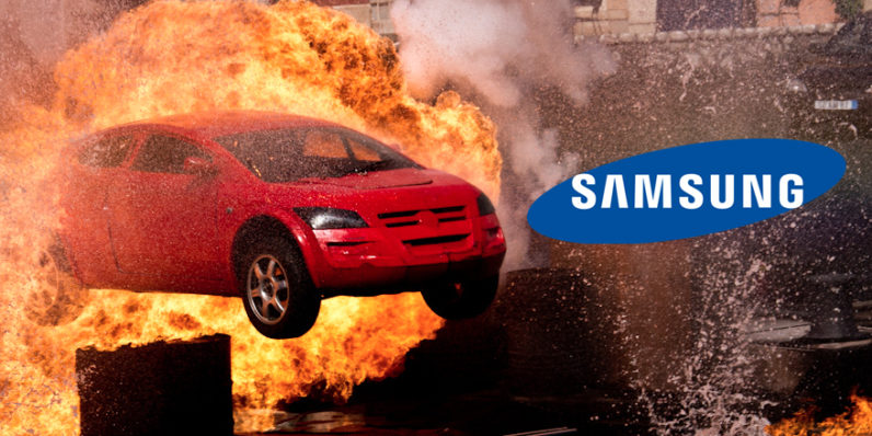 samsung, electric vehicle, battery