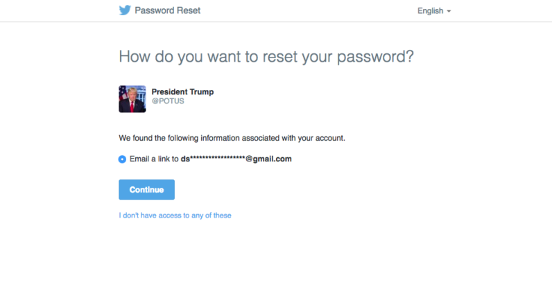 Trump and staff still use private email and bad security settings for Twitter [Updated]